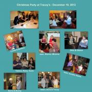 December 19, 2013 - Christmas Party at Tracey's (2)